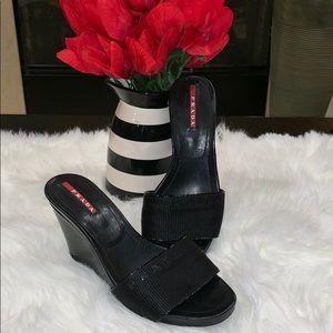 🖤AUTHENTIC Prada Sandals